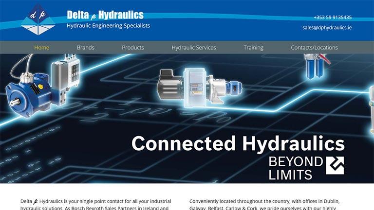 Delta p Hydraulics