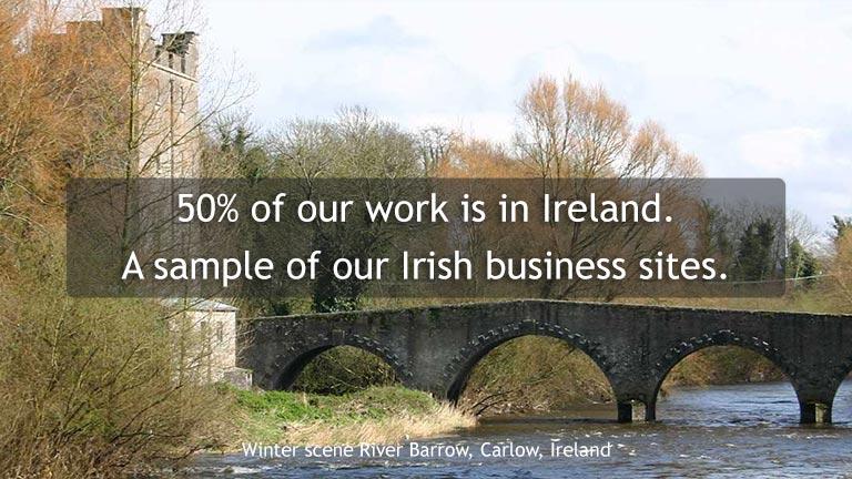 Ireland Portfolio