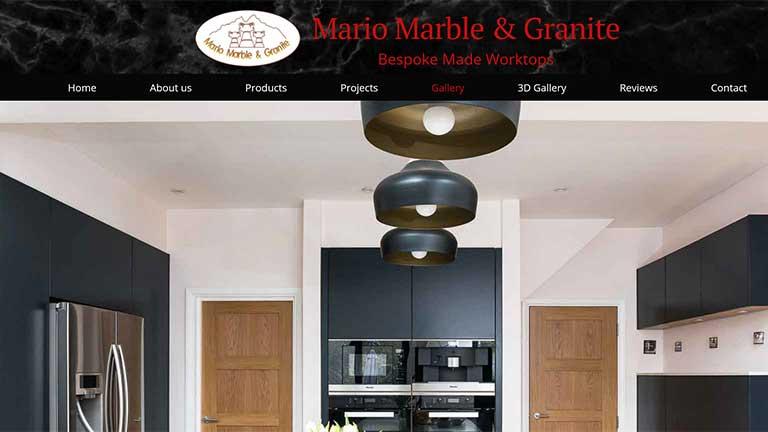 Mario Marble & Granite