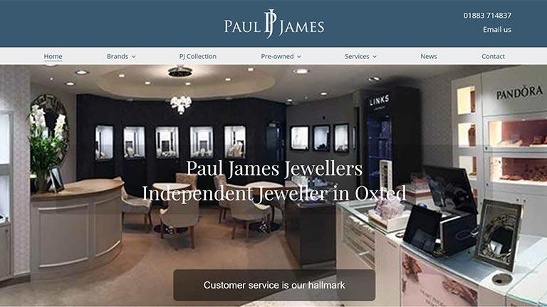 Paul James Jewellers