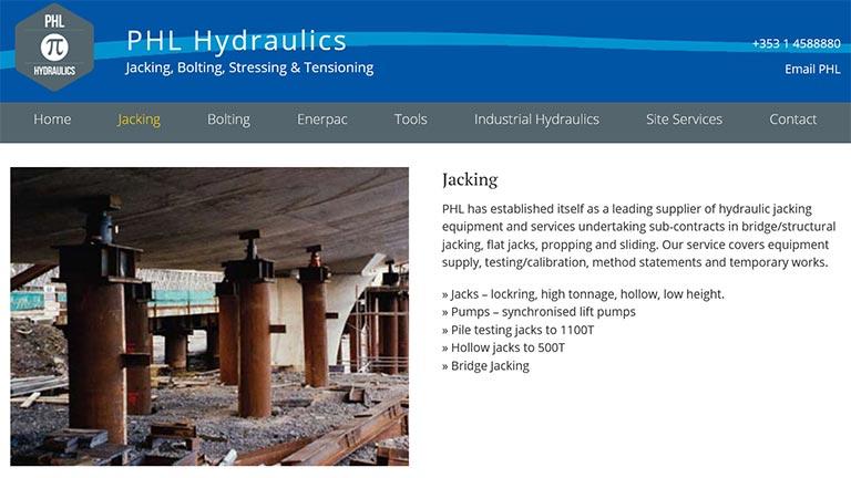 PHL Hydraulics