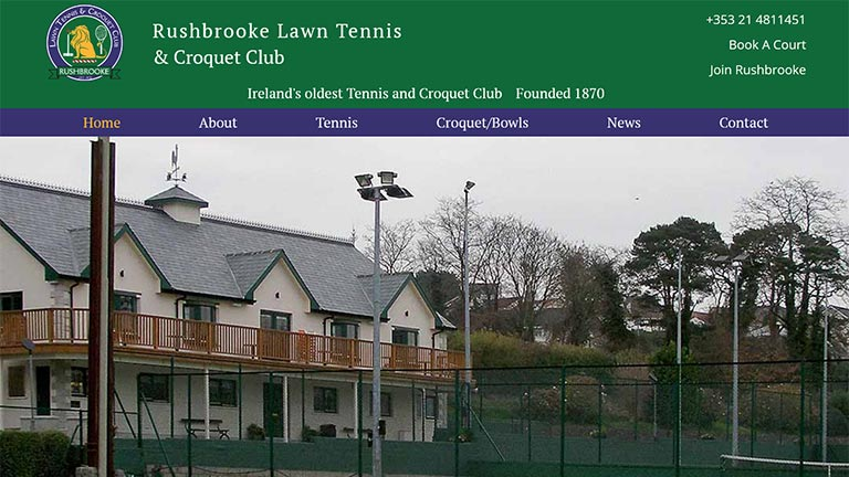 Rushbrooke Tennis and Croquet Club