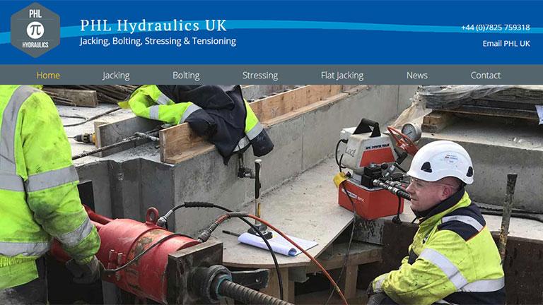 PHL Hydraulics UK